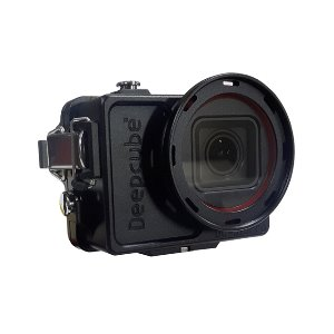 펀다이버몰[딥큐브/DEEP CUBE] 고프로 5,6,7 수중하우징 / GOPRO underwater housing(*)[PRODUCT_SEARCH_KEYWORD]