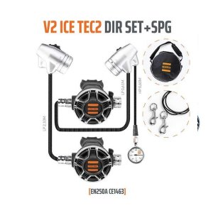 펀다이버몰[텍라인/TECLINE] V2 ICE TEC2 DIR 세트 + SPG(*)TECLINE[PRODUCT_SEARCH_KEYWORD]