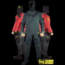 펀다이버몰[에스에프텍/SFTECH] TNT 티타늄 케브라 드라이슈트 / TNT TITANIUM Neoprene Trilaminate Dry Suit(*)SFTECH[PRODUCT_SEARCH_KEYWORD]